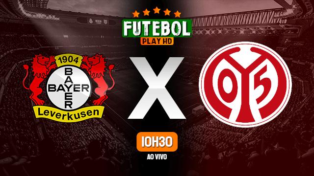 Assistir Bayer Leverkusen x Mainz 05 ao vivo Grátis HD 27/06/2020