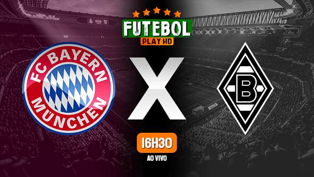 Assistir Bayern de Munique x Borussia Mönchengladbach ao vivo 28/07/2021 HD online