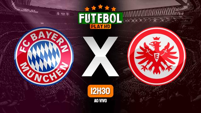 Assistir Bayern de Munique x Eintracht Frankfurt ao vivo HD 23/05/2020