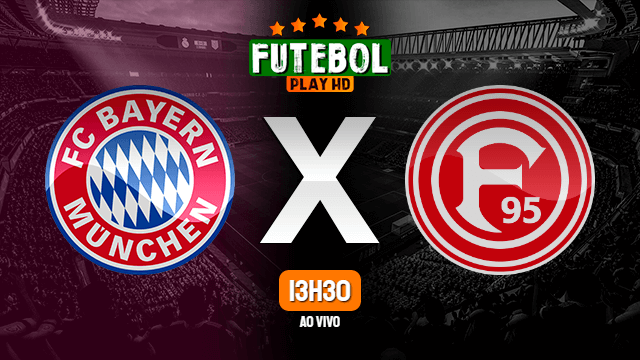 Assistir Bayern de Munique x Fortuna Dusseldorf ao vivo online HD 30/05/2020