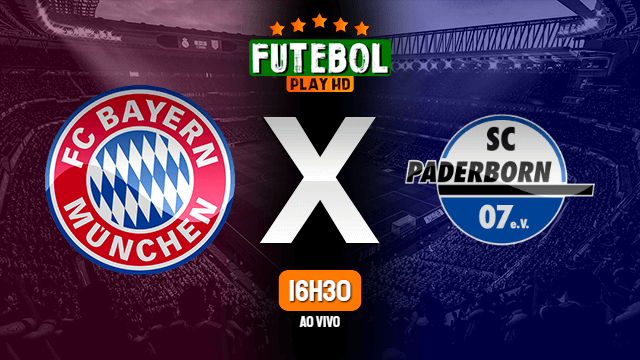Assistir Bayern de Munique x Paderborn ao vivo Grátis HD 21/02/2020