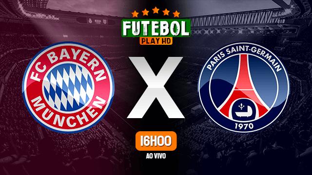 Assistir Bayern de Munique x PSG  ao vivo 07/04/2021 HD online
