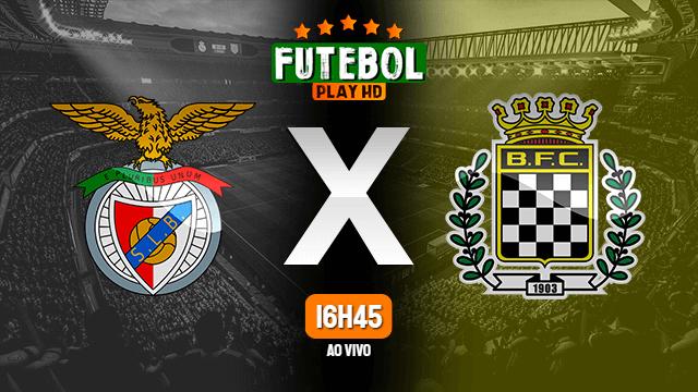 Assistir Benfica x Boavista ao vivo online 04/07/2020