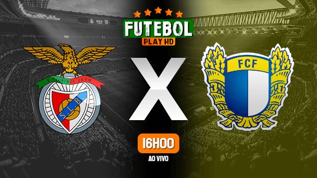 Assistir Benfica x Famalicão ao vivo online HD 04/02/2020
