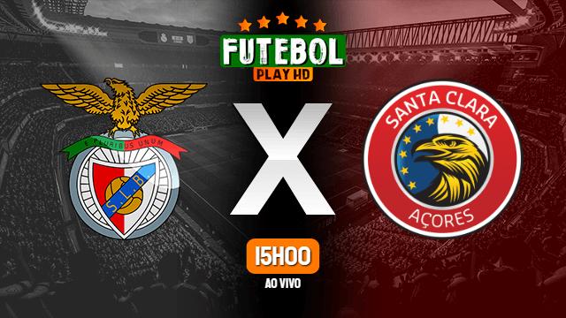Assistir Benfica x Santa Clara ao vivo 26/04/2021 HD