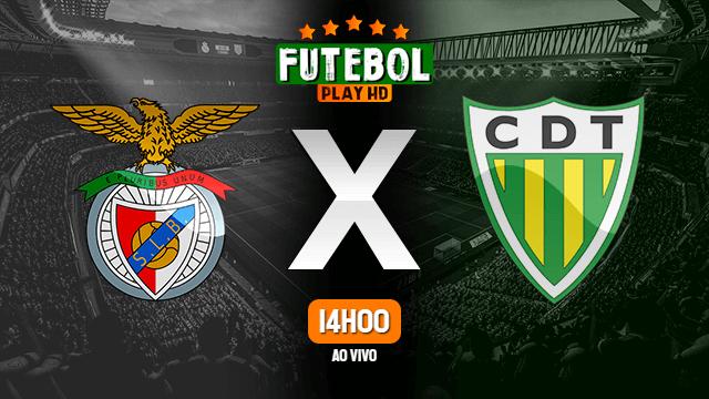 Assistir Benfica x Tondela ao vivo Grátis HD 04/06/2020