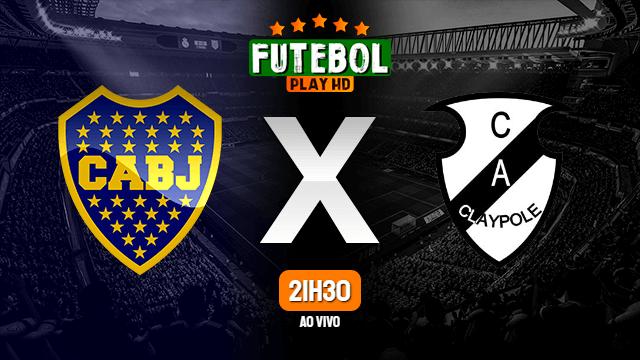 Assistir Boca Juniors x Claypole ao vivo Grátis HD 03/03/2021