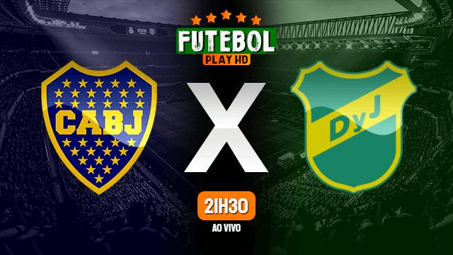 Assistir Boca Juniors x Defensa y Justicia ao vivo HD 14/09/2021 Grátis