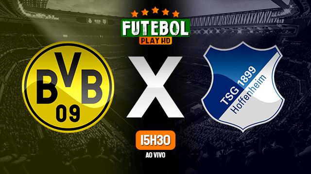 Assistir Borussia Dortmund x Hoffenheim ao vivo HD 27/06/2020