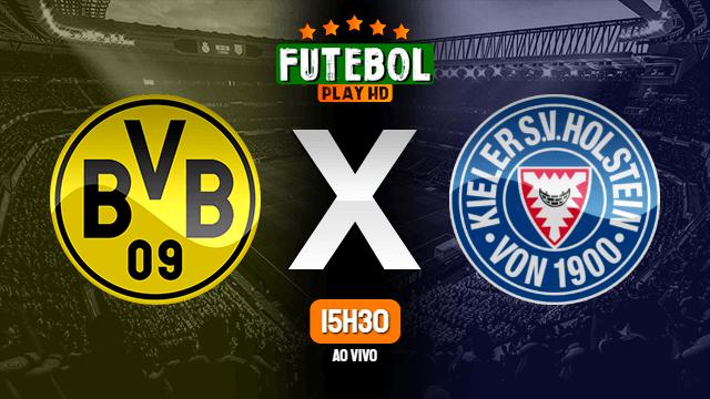 Assistir Borussia Dortmund X Holstein Kiel Ao Vivo 01 05 2021 Hd Online Futebolplayhd Com