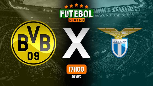Assistir Borussia Dortmund x Lazio ao vivo HD 02/12/2020 Grátis