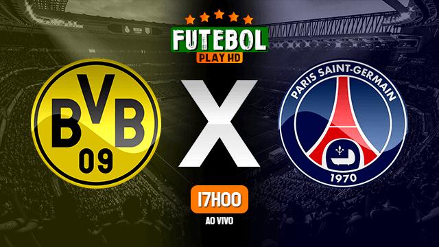 Assistir Borussia Dortmund x PSG ao vivo Grátis HD 18/02/2020