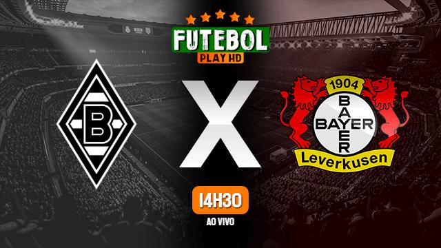 Assistir Borussia M'gladbach x Leverkusen ao vivo online HD 23/05/2020
