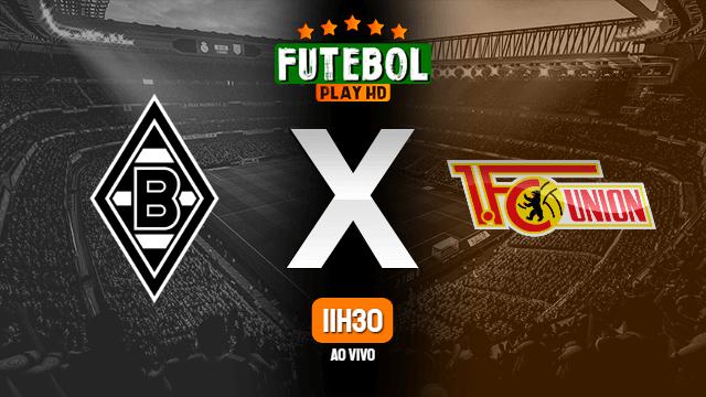 Assistir Borussia Mönchengladbach x Union Berlin ao vivo online HD 31/05/2020