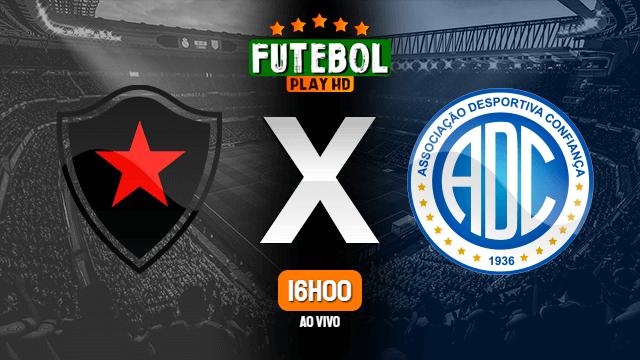 Assistir Botafogo-PB x Confiança ao vivo 05/04/2021 HD online