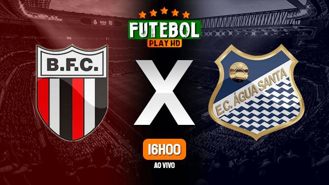 Assistir Botafogo-SP x Água Santa ao vivo Grátis HD 14/02/2020