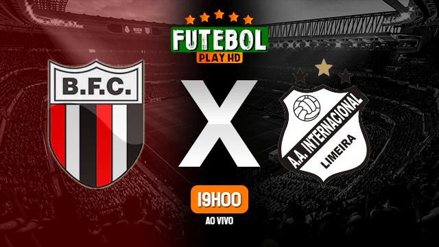 Assistir Botafogo-SP x Inter de Limeira ao vivo online HD 21/02/2020