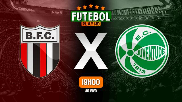 Assistir Botafogo-SP x Juventude ao vivo Grátis HD 02/12/2020