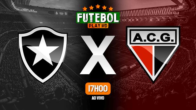 Assistir Botafogo x Atlético-GO ao vivo 20/01/2021 HD online
