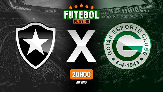 Assistir Botafogo x Goiás ao vivo Grátis HD 20/07/2021