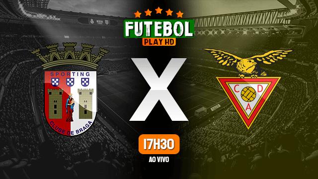 Assistir Braga x Desportivo Aves ao vivo HD 04/07/2020