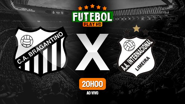 Assistir Bragantino x Inter de Limeira ao vivo HD 27/01/2020