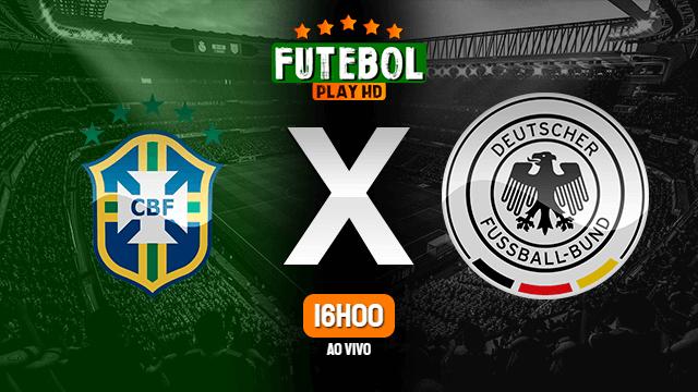 Assistir Brasil x Alemanha ao vivo HD 22/07/2021 Grátis
