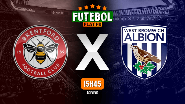 Assistir Brentford x West Bromwich ao vivo online 26/06/2020