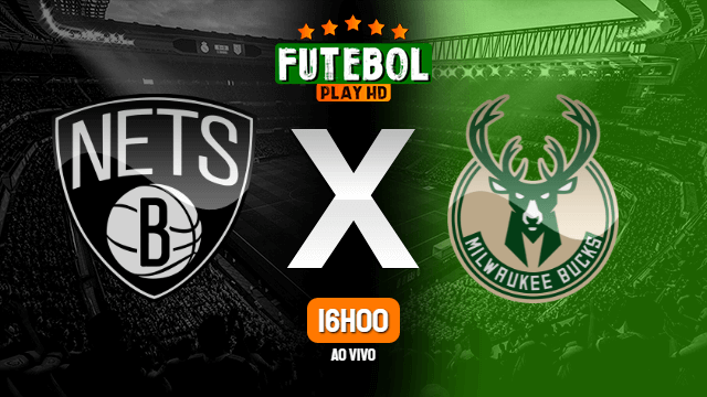 Assistir Brooklyn Nets x Milwaukee Bucks ao vivo 02/05/2021 HD online