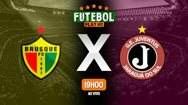 Assistir Brusque x Juventus-SC ao vivo Grátis HD 16/02/2020