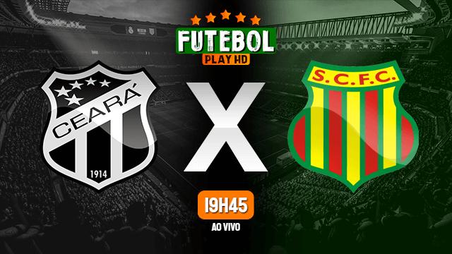 Assistir Ceará x Sampaio Corrêa ao vivo 18/04/2021 HD