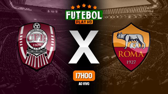 Assistir CFR Cluj x Roma ao vivo 26/11/2020 HD online