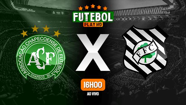 Assistir Chapecoense x Figueirense ao vivo online 12/05/2021 HD