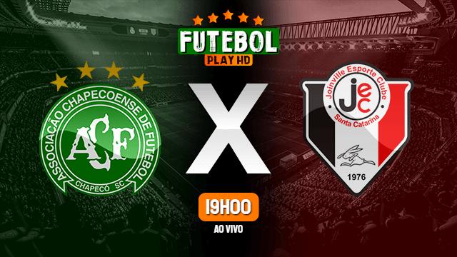 Assistir Chapecoense x Joinville ao vivo online 21/02/2021 HD