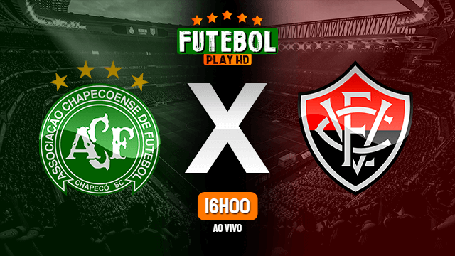 Assistir Chapecoense x Vitória ao vivo 17/10/2020 HD online