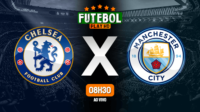 Assistir Chelsea x Manchester City ao vivo online 25/06/2020