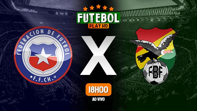 Assistir Chile x Bolívia ao vivo 08/06/2021 HD