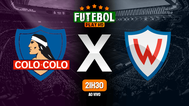 Assistir Colo-Colo x Jorge Wilstermann ao vivo 20/10/2020 HD