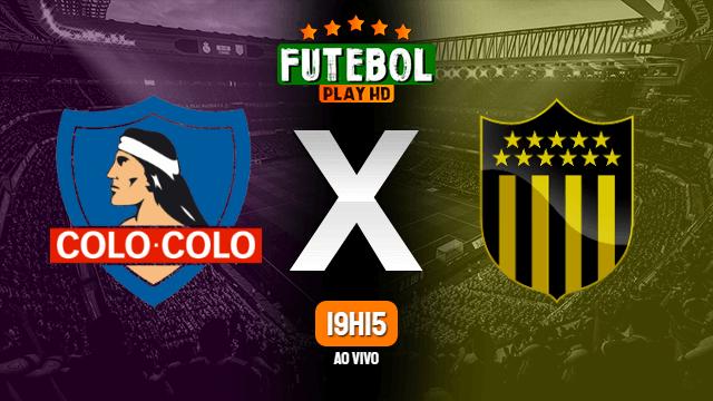 Assistir Colo-Colo x Peñarol ao vivo 15/09/2020 HD