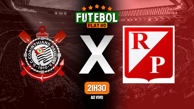 Assistir Corinthians x River Plate-PAR ao vivo 26/05/2021 HD