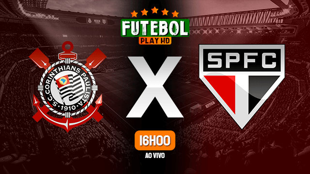 Assistir Corinthians x São Paulo ao vivo Grátis HD 30/06/2021