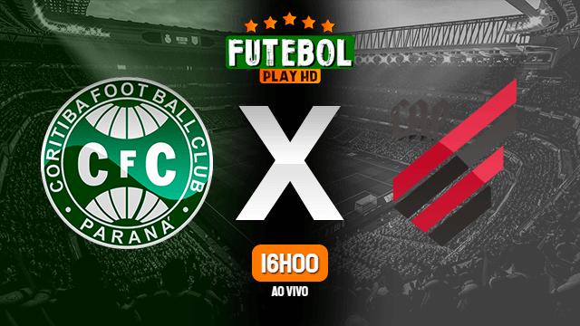 Assistir Coritiba x Athletico-PR ao vivo online HD 15/03/2020