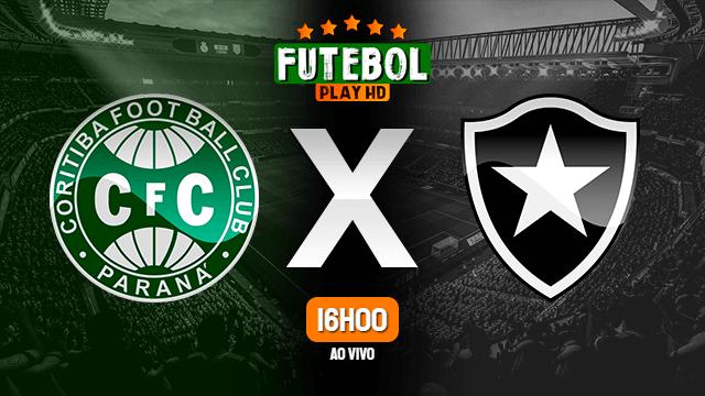 Assistir Coritiba x Botafogo ao vivo Grátis HD 19/12/2020