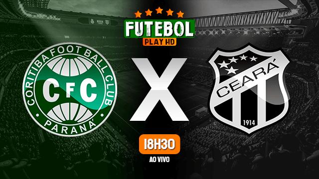 Assistir Coritiba x Ceará ao vivo 20/02/2021 HD