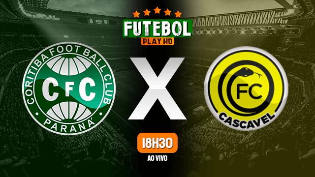 Assistir Coritiba x FC Cascavel ao vivo 03/05/2021 HD online