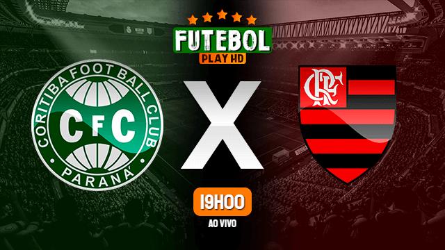 Assistir Coritiba x Flamengo ao vivo HD 10/06/2021 Grátis