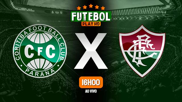 Assistir Coritiba x Fluminense ao vivo HD 20/01/2021 Grátis