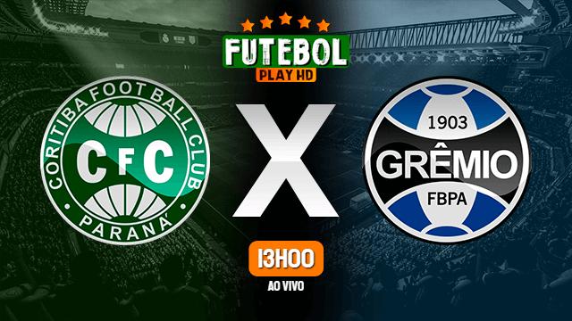 Assistir Coritiba x Grêmio ao vivo online 31/01/2021 HD