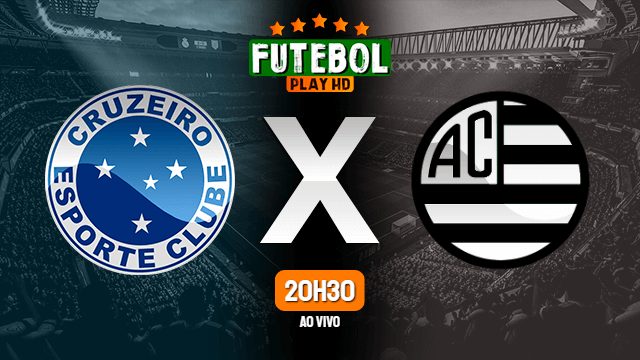 Assistir Cruzeiro x Athletic Club ao vivo 14/03/2021 HD online