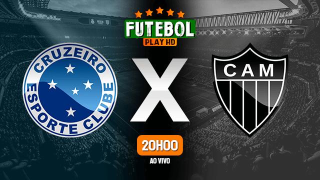 Assistir Cruzeiro x Atlético-MG ao vivo 11/04/2021 HD